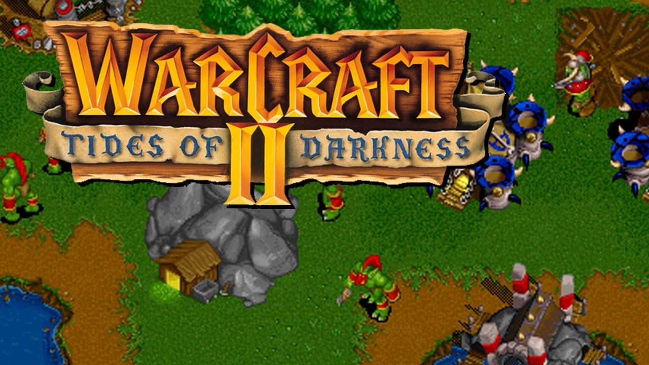 Warcraft II: Tides of Darkness (PC) Mike Matei Live