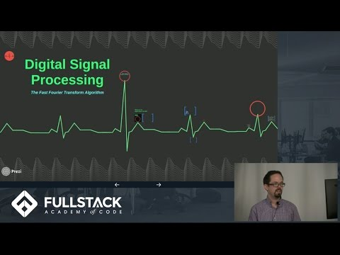 Digital Signal Processing (DSP) Tutorial - DSP With The Fast Fourier Transform Algorithm