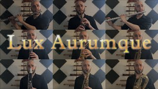 Lux Aurumque (Eric Whitacre) - Woodwinds Only
