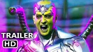 PS4 - Injustice 2 : Brainiac Gameplay Trailer