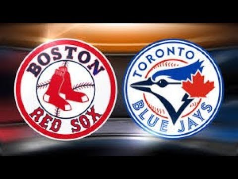 Boston Red Sox Vs Toronto Blue Jays Full Game Highlights