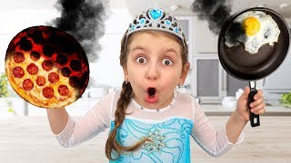 NO TIME to Prepare for Guests!   Super Elsa