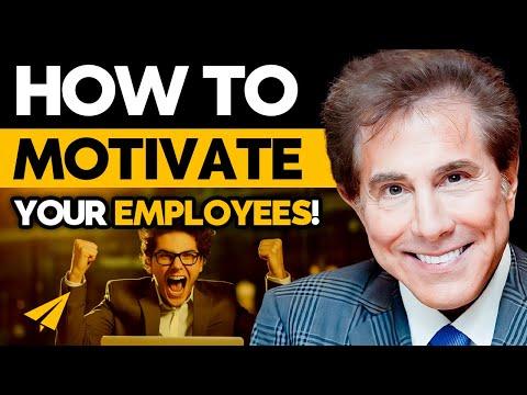 Steve Wynn on Employee Engagement - MUST WATCH!