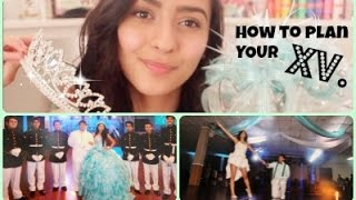 How To Plan Your Quinceañera! Tips, Advice, Diy's, & Personal Experience