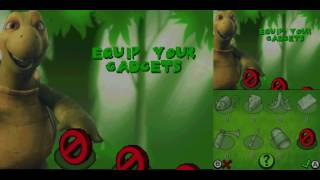 "[TAS] DS Over the Hedge ""100%"" by jlun2 in 21:54.06"