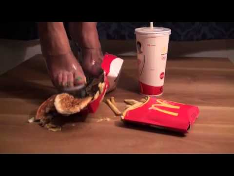 MC Donald Crush in High Heels