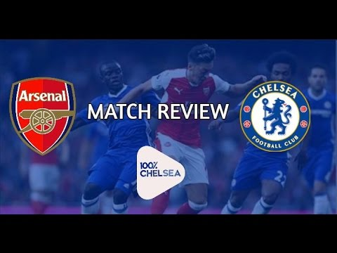 MATCH REVIEW || ARSENAL 3-0 CHELSEA || RANT
