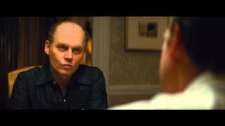 BLACK MASS 'Just Sayin' First Look - In Cinemas 17 September