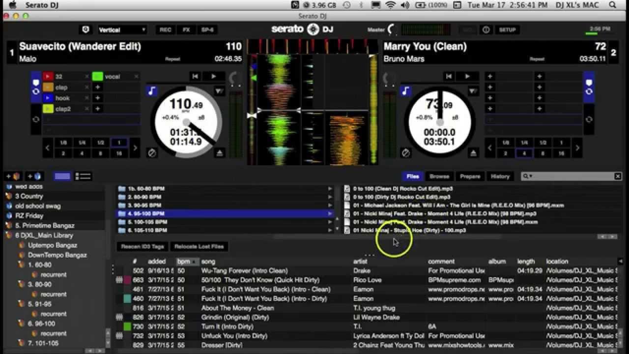 DFW DJ School: Serato DJ Tips: How To Organize Your Serato Crates