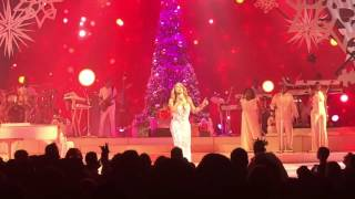 Mariah Carey - Christmas (Baby please come home) live from NY 12/17/16