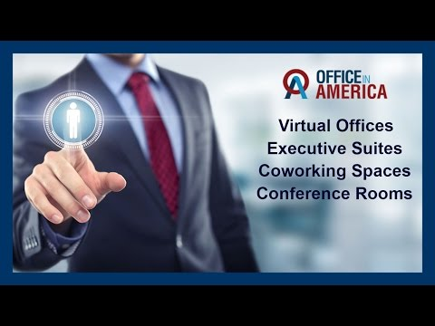 Virtual Office in America, Executive Suites, Coworking Space and Conference Room