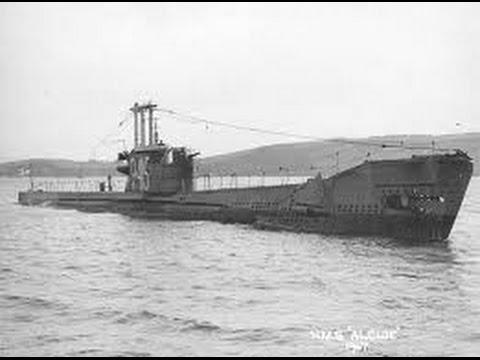 How a World War 2 Submarine Works.
