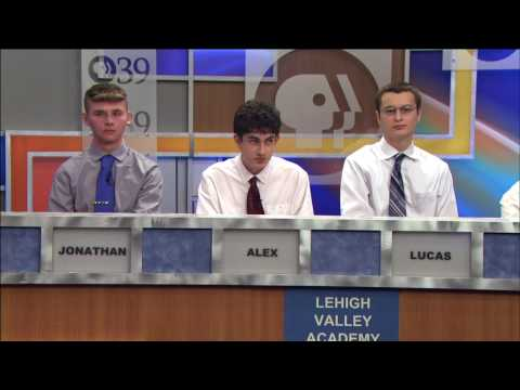 PBS39 Scholastic Scrimmage Palmerton HS vs Lehigh Valley Academy