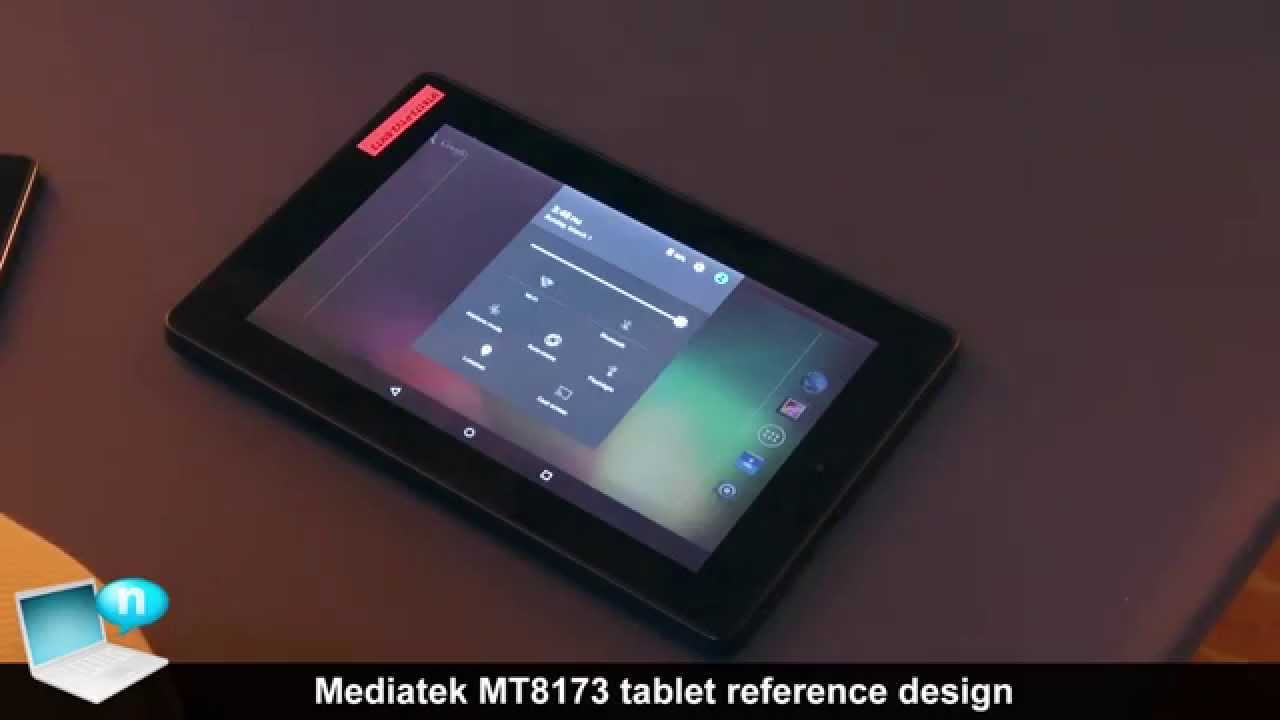Tablet Mediatek MT8173 ARM Cortex a72