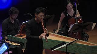 Fasch recorder concerto in F Major