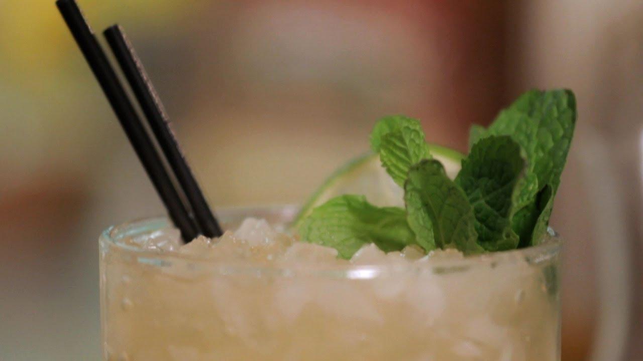 How to Make a Mai Tai | Cocktail Recipes