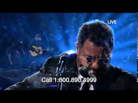 Vince Gill - Threaten Me With Heaven (Healing in the Heartland Concert)