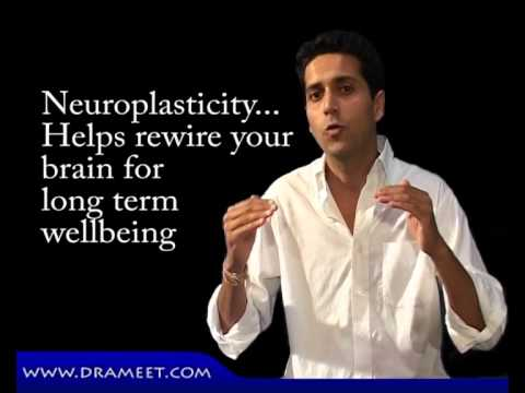 Positive Thinking Neuroplasticity Brain Chemistry