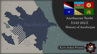 History of Azerbaijan [1122-2021] Every Month