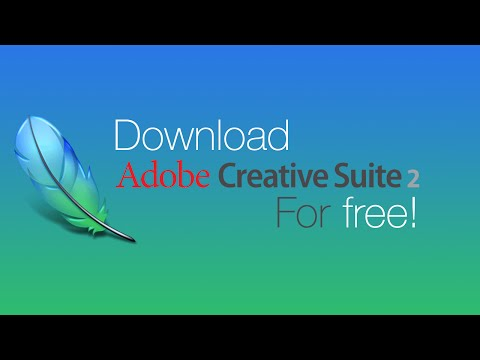 How to get the entire Adobe Creative Suite...