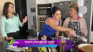 """staCABRAL Episodio 2 """"Cocina a la flower special"""""""