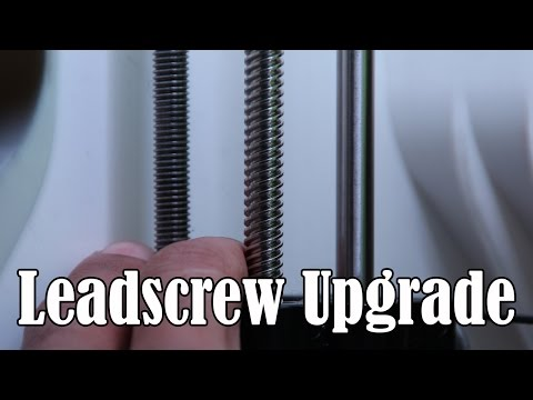 Expert Mods: Leadscrew Upgrade (Robo 3D R1)