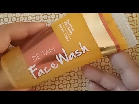 How to remove sun tan from face quickly | Jovees Tan Removal face wash |
