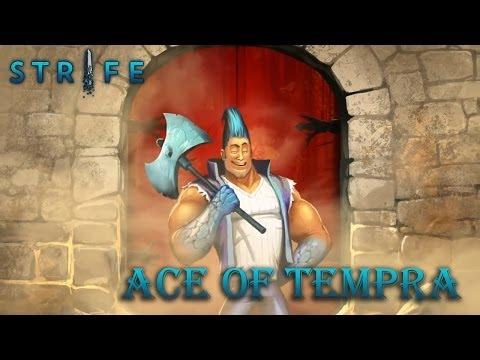 видео: [strife] ace - Основы героя