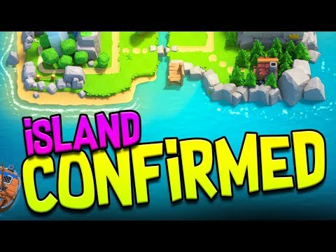 ISLAND CONFIRMED!?!? :: CLASH ROYALE UPDATE!
