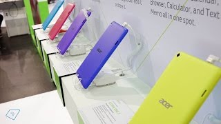 Acer Iconia One 7 im Hands-On