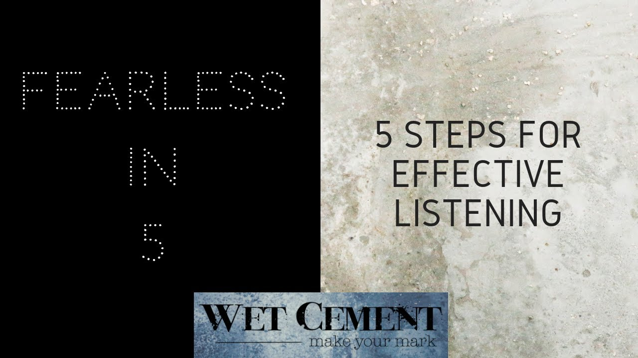 How to be a More Effective Listener