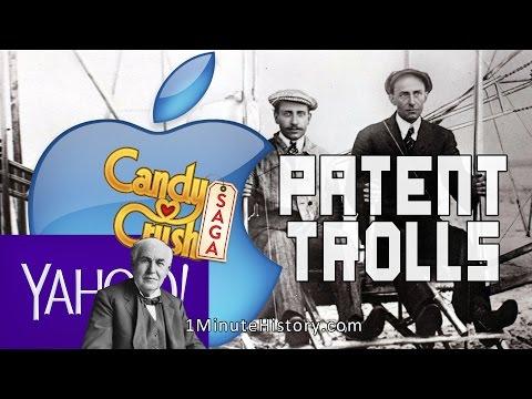 ★Top 10 Patent Trolls★