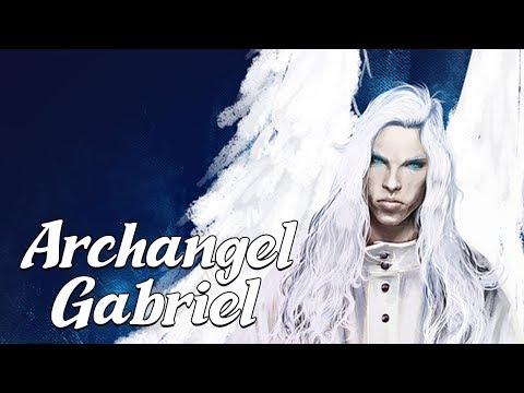 Archangel Gabriel: The Messenger Angel (Angels & Demons Explained)