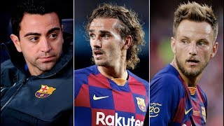 Is Griezmann the next Coutinho? Is Xavi ready to coach Barcelona? Should Rakitic be sold?