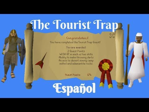 [OSRS] The Tourist Trap Quest (Español) streaming vf
