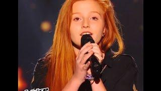 The Voice Kids 2016  Noémy :  Les yeux de la Mama / Kendji Girac