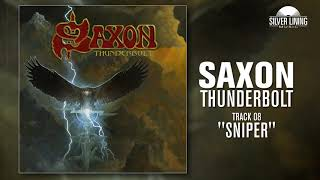 Saxon - Sniper (Official Track)
