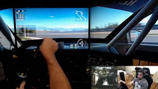 Project CARS 2 - MGT Copa 101 PreQ Lap (Renault Megane Thropy @ Montmelo)