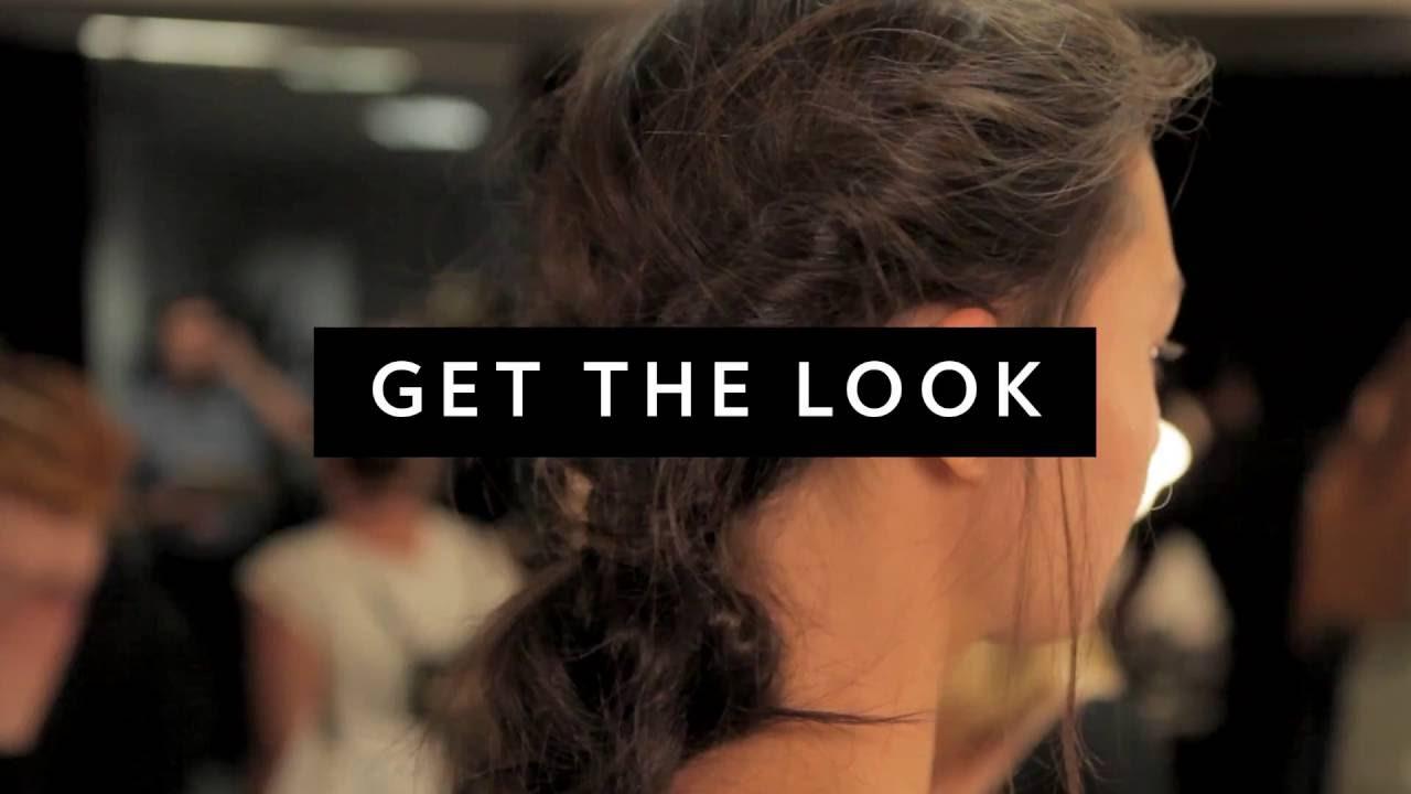 Runway Hairstyles at Marissa Webb | Style Setters | TRESemmé NYFW ...