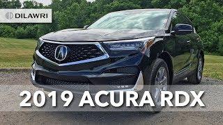 2019 Acura #RDX (Platinum Elite): REVIEW