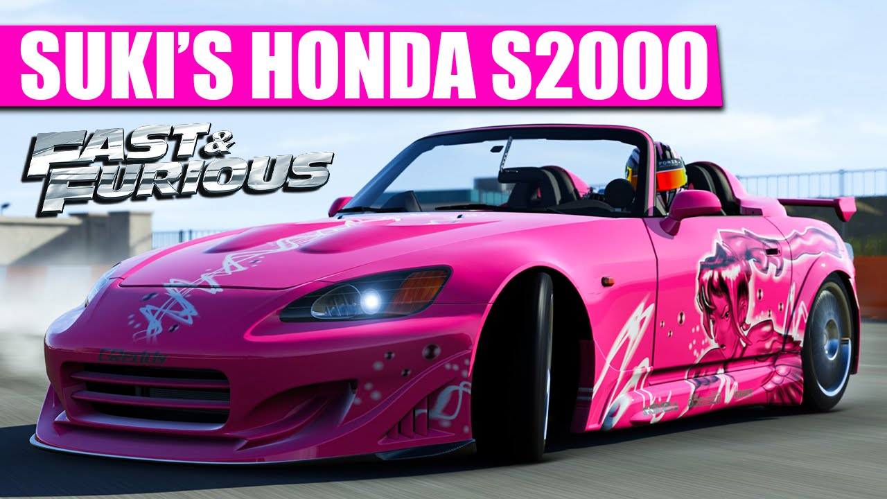 2001 2 fast 2 furious honda s2000 pictures