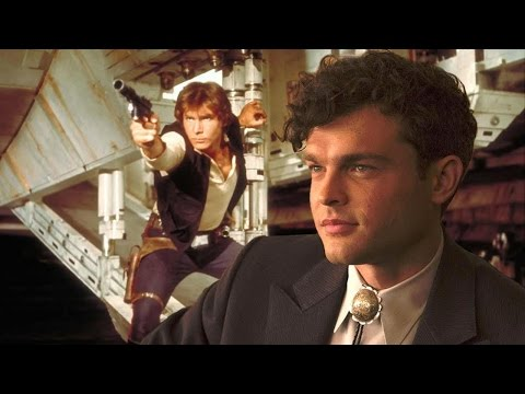New Han Solo: Who the Heck Is Alden Ehrenreich
