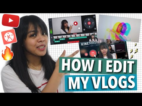 HOW I EDIT MY VLOGS| YOUTUBE EDIT TUTORIAL