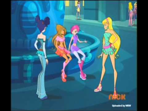 WinX Club Special - Meeting the Trix +Battle (2011)
