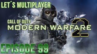 Let´s Multiplayer Call of Duty Modern Warfare 2 - Episode 99 [German/HD]