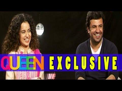 Queen   Kangna Ranaut & Vikas Bahl exclusive interview