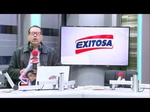 Phillip Butters en  Exitosa Noticias Programa Completo 29 de junio de 2017
