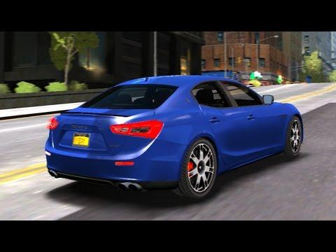 2014 Maserati Ghibli | #54 New Cars / Vehicles V2 In GTA IV [ENB]