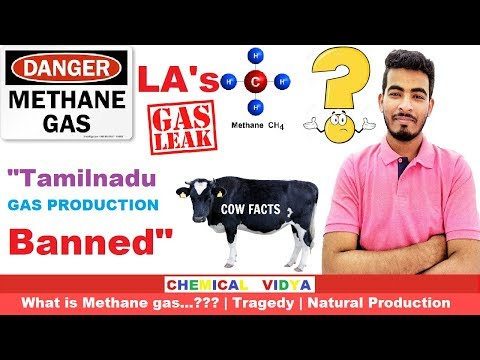 [HINDI] Methane Gas Explain in Detail, Tamilnadu Project Banned, LA's Gas Leak