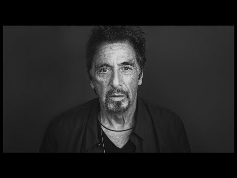 Al Pacino interview on The Irishman
